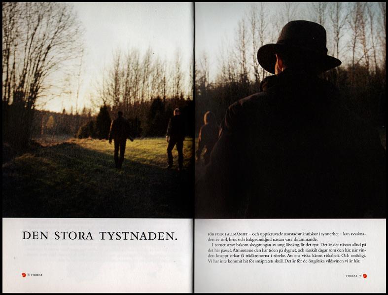 Fjällräven, Sweden.