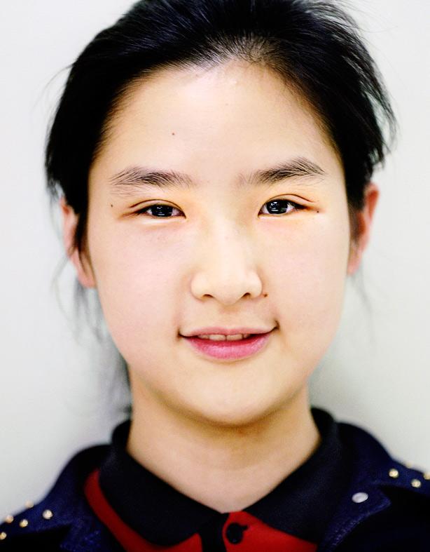 Jiashis new eyes