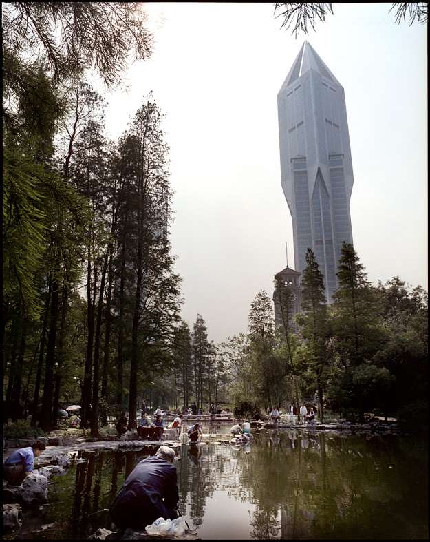 Land of the Future II – Shanghai, China.